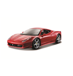 1:24 Ferrari 458 Italia Red Diecast Model