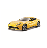1:24 Ferrari F12 Berlinetta Yellow Diecast Model