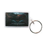 BATMAN V Superman Lucite Keychain