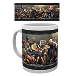 Street Fighter Mug Fight