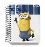 Minions Mini Notebook Kevin
