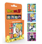 Dragonball Z Coaster Mix 4-Pack
