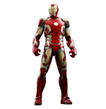 Avengers Age of Ultron QS Series Actionfigur 1/4 Iron Man Mark XLIII 49 cm