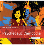 Vynil Rough Guide To Psychedelic Cambodia (The)