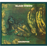 Vynil Black Widow - Sacrifice