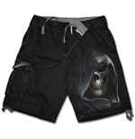 Darkness - Vintage Cargo Shorts Black