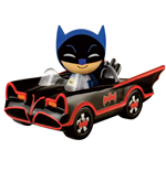 Batman POP! Ridez Vinyl Vehicle with Dorbz Figure 1966 Batmobile 14 cm