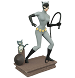 Batman The Animated Series Femme Fatales PVC Statue Catwoman 23 cm