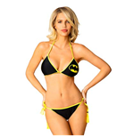 BATMAN Triangle Bikini