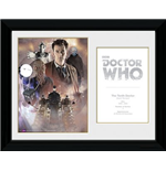 Doctor Who - 10th Doctor David Tennant Framed Photo (30x40cm)