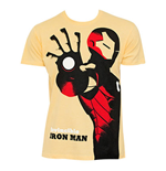 IRON MAN Michael Cho Yellow Shirt