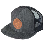 Stone Brewing Grey Denim Hat
