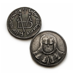 Game of Thrones Replica Iron Coin of the Faceless Man