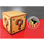 Super Mario Bros. Storage Tin Question Block