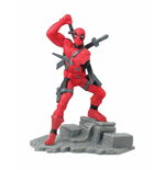 Marvel Comics Mini Figure Deadpool 7 cm