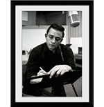 Johnny Cash Print 198201