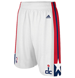 adidas Washington Wizards White Swingman Shorts