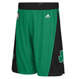 adidas Boston Celtics New Swingman Alternate Shorts