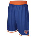 adidas New York Knicks Swingman Royal Blue Shorts