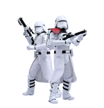 Star Wars Episode VII Movie Masterpiece Action Figure 2-Pack 1/6 First Order Snowtroopers