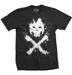 Captain America Civil War T-Shirt Crossbones Icon