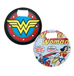 Wonder Women Logo Bottle Opener Coaster