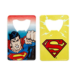 SUPERMAN Card Bottle Opener