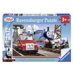 Thomas and Friends Puzzles 199113