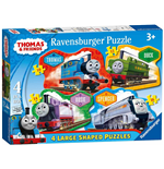Thomas and Friends Puzzles 199114