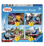 Thomas and Friends Puzzles 199116
