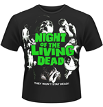 Night of the Living Dead T-shirt 199312