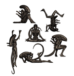 Alien Mini Figures 2-Pack Big Chap Assortment (6)