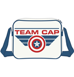 Captain America Civil War Shoulder Bag Team Cap