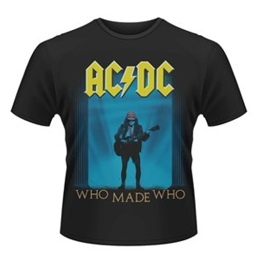 AC/DC T-shirt Who Made Who