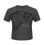 Game Of Thrones T-shirt Direwolf