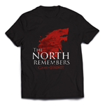 Game Of Thrones T-shirt The North Remembers