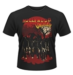 Hollywood Undead T-shirt Faceless Horror