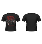 Cannibal Corpse T-shirt Butchered At Birth (2015)