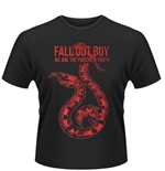 Fall Out Boy T-shirt Snake