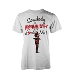 Harley Quinn T-shirt Somebody Loves Me