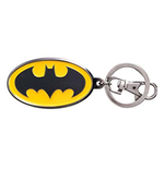 BATMAN Logo Metal Color Keychain