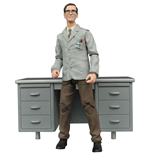 Gotham Select Action Figure Edward Nygma 18 cm