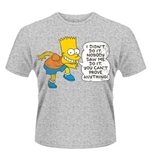 SIMPSONS, The T-shirt DIDN'T Do It