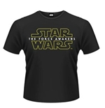 Star Wars The Force Awakens T-shirt Logo