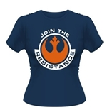 Star Wars The Force Awakens T-shirt Join The Resistance