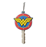 WONDER WOMAN Rubber Key Holder