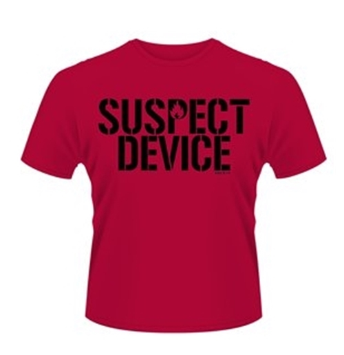 Stiff Little Fingers T-shirt Suspect Device