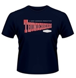 Thunderbirds T-shirt Logo