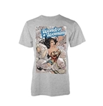 Wonder Woman T-shirt Comic Cover