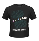 Regular Show T-shirt Virtual Reality